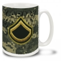 ARMY PRIVATE FIRST CLASS MUG