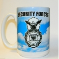 AIR FORCE  SECURITY FORCES  MUG