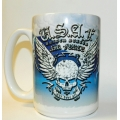 AIR FORCE  ONE OVER ALL MUG