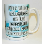 AIR FORCE  MAINTAINER MUG