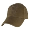 CAP-BLANK CAP -COYOTE BROWN WASHED