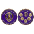 COIN-PURPLE HEART#