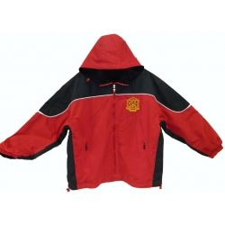 Fire Dept. Reversible Water Proof Jacket