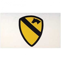 Army Cavalry Flag