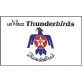 US Air Force Thunderbirds Flag