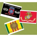 WARS / OPERATION FLAGS