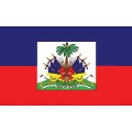 FLAG-HAITI (3ftx5ft) .