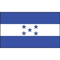 FLAG-HONDURAS (3ftx5ft) .