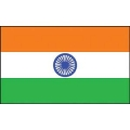 FLAG-INDIA (3ftx5ft) .