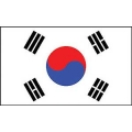 FLAG-KOREA (3ftx5ft) .