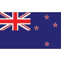 FLAG-NEW ZEALAND (3ftx5ft) .