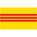 FLAG-VIETNAM,SOUTH (3ftx5ft)
