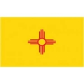 FLAG-NEW MEXICO (3ftx5ft) .