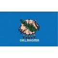 FLAG-OKLAHOMA (3ftx5ft)