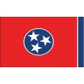 FLAG-TENNESSEE (3ftx5ft)