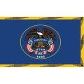 FLAG-UTAH (3ftx5ft) .