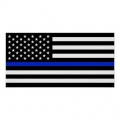 THIN BLUE LINE 3X5 OUTDOOR FLAG