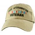 IRAQ - AFGHANISTAN VETERAN HAT