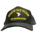Operation Iraqi Freedom 101st Airborne Hat - American Made