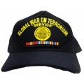Global War On Terrorism Service Hat - American Made