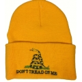 GADSDEN DON'T TREAD ON ME CUFFED KNIT BEANIE