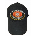 COAST GUARD NEVER RETIRED HAT