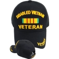 DISABLED VIETNAM VETERAN HAT / CAP
