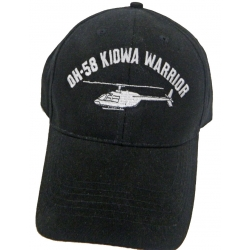 OH-58 Kiowa Hat
