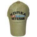 KOREA VETERAN OD HAT