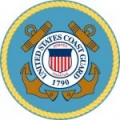 Coast Guard Seal Car Door MAGNET
