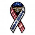 Navy Seals Ribbon Magnet