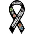 SUPPORT & REMEMBRANCE CAR MAGNETS