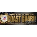 Coast Guard Retired Bumper Strip Magnet