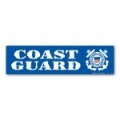 United States Coast Guard Bumper Strip Magnet