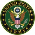ARMY CAR DOOR MAGNET