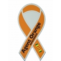 AGENT ORANGE AWARENESS RIBBON MAGNET