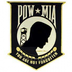 "MEDALLION-POW*MIA (5-1/2"")"