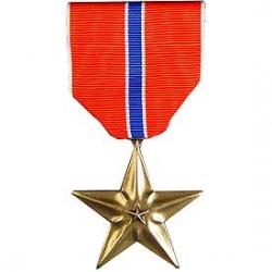 MEDAL-BRONZE STAR