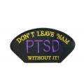 PTSD, DONT LEAVE NAM WITHOUT IT- PATCH