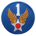 "PATCH-USAF, 001ST (3"")"