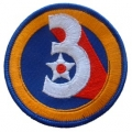 "PATCH-USAF, 003RD (3"")"