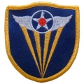 "PATCH-USAF, 004TH (3"")"