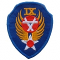 "PATCH-USAF, 009TH ENG. (3"")"