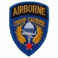 "PATCH-USAF, A/B TROOP CARR (3"")"