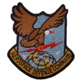 "PATCH-USAF, AEROSPC. DEF. CM (SHIELD) (3"")"