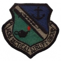 "PATCH-USAF, 143RD TACT. AIR (SUBDUED) (3"")"