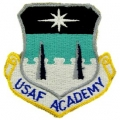 "PATCH-USAF, ACADEMY (3"")"
