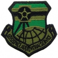 PATCH-USAF, AERO. AUDIO VIS (SUBDUED)