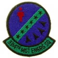 PATCH-USAF, 3314TH MGT ENG (SUBDUED)