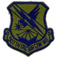 PATCH-USAF, 507TH TAC. AIR (SUBDUED)
